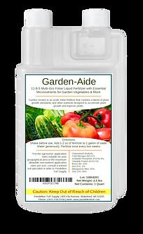 Garden-Aide 11-8-5 Multi-GRO Foliar Liquid Fertilizer