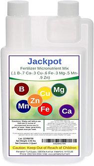Jackpot Micronutrient Mix (.1 B-.7 Ca-.3 Cu-.6 Fe-.3 Mg-.5 Mn-.9 Zn)