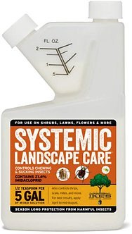 Ike's Systemic Landscape Care