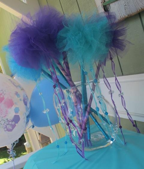 Island Parties - Let It Go Party Theme