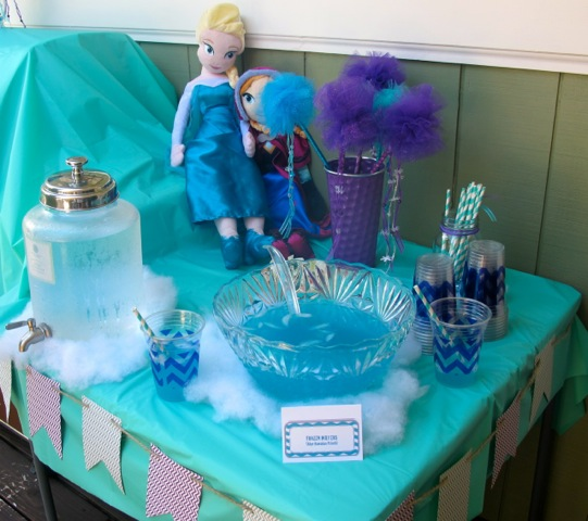 Island Parties - Let It Go Party Decorations