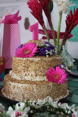 Island Parties - Baby Luau Cake