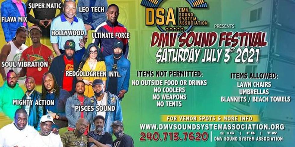 DMV SOUND FESTIVAL