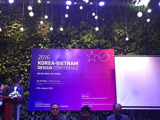 Korea_Vietnam Conference | Hội nghị DN thiết kế Hàn Quốc - Việt Nam