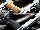Fake guns