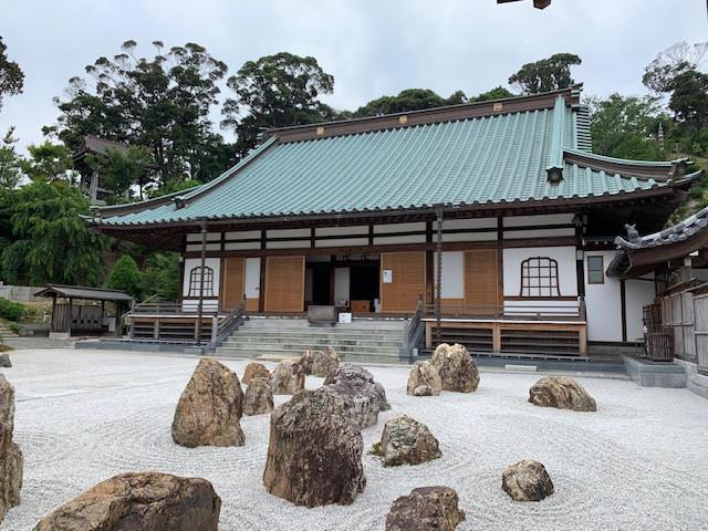 浜松は佐鳴湖畔の龍雲寺に行ってきました