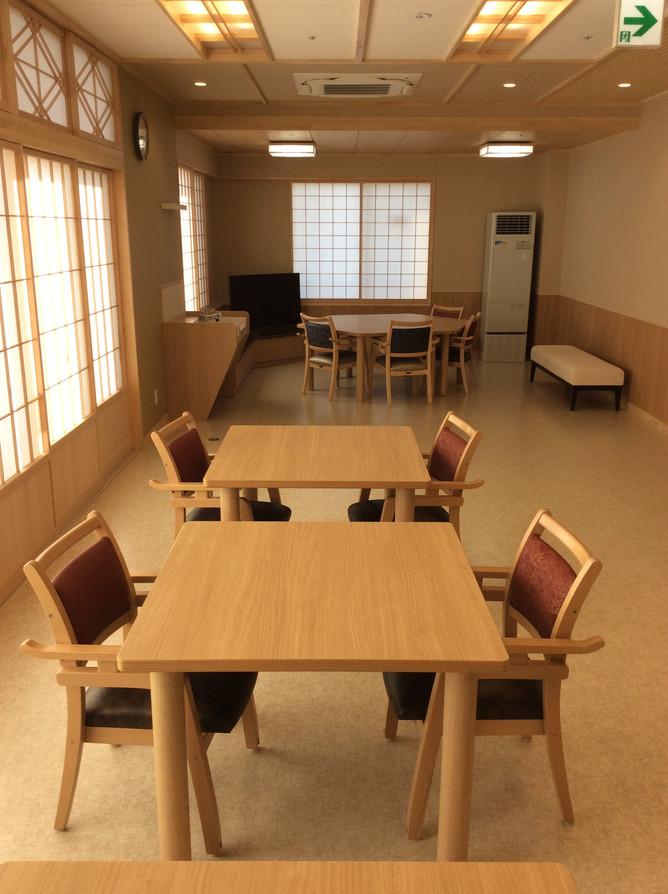 福島市の大型特養いずみの郷様