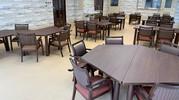 カフェの様な佇まいのサービス付高齢者住宅