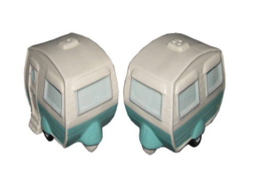 New Caravan Salt and Pepper Shaker Set