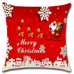 Christmas Cushion 16