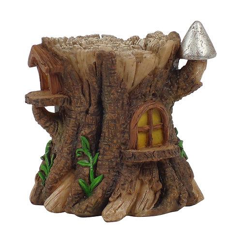 Fairy Garden Log House