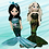 Thumbnail: Shimmering Mermaids
