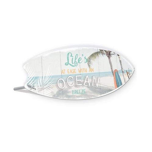 Surfboard Plaque