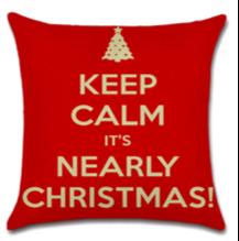 Christmas Cushion 18
