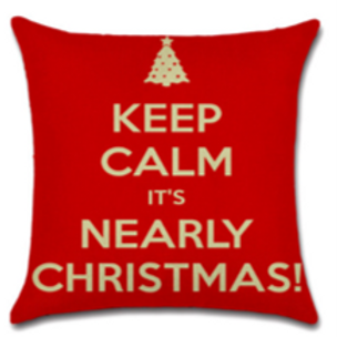 Christmas Cushion 18