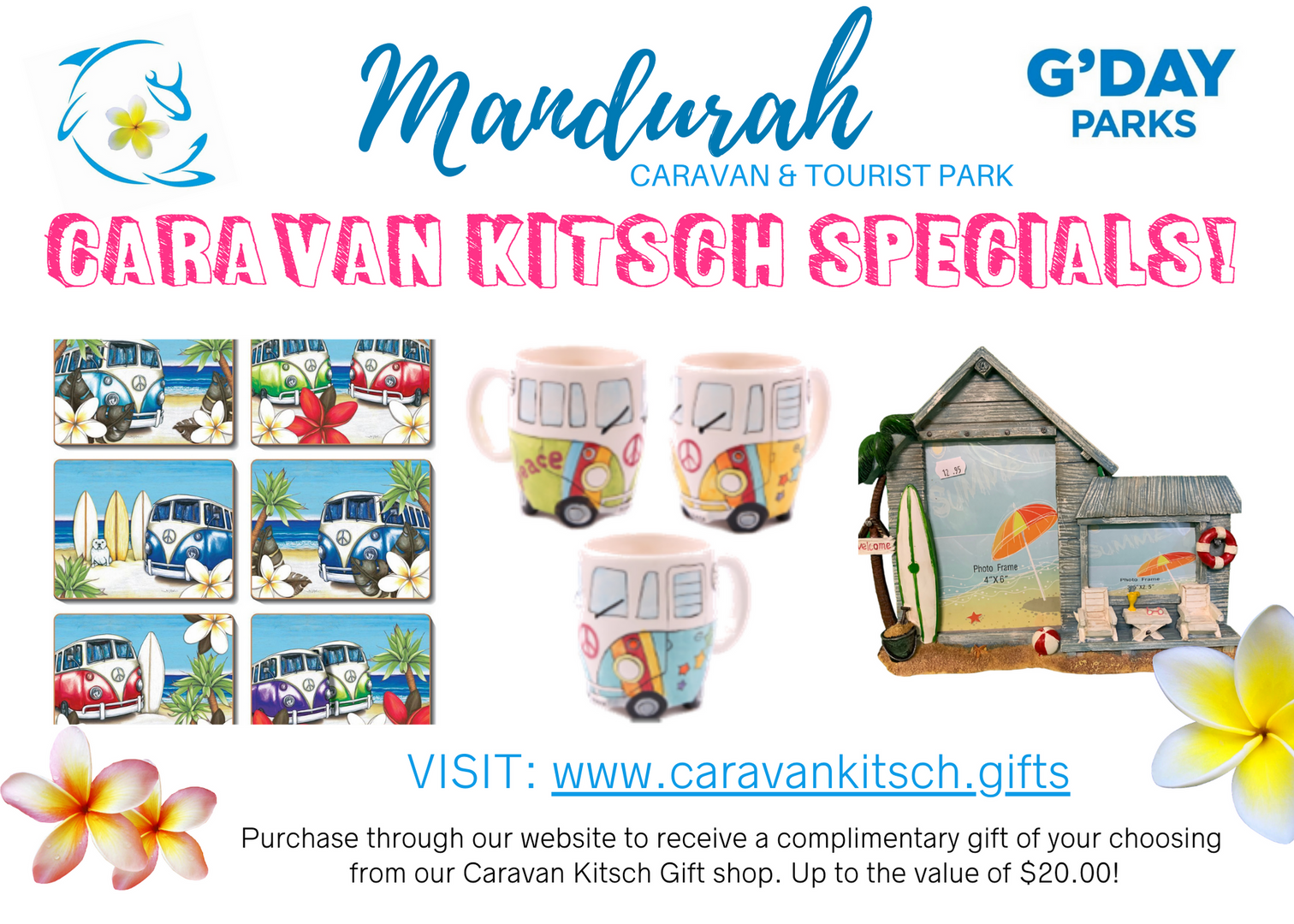 Caravan Kitsch Gift Shop