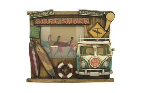 Surfshack Photo Frame