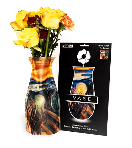 Scream Vase