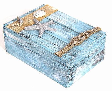 Starfish Trinket Box