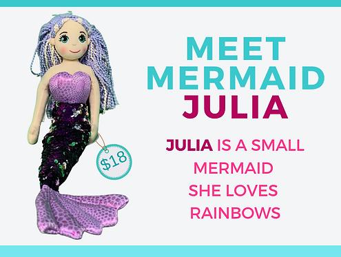 Shimmering Mermaid   JULIA