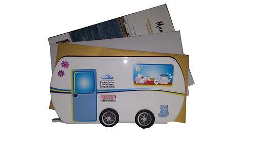 Caravan Napkin Holder