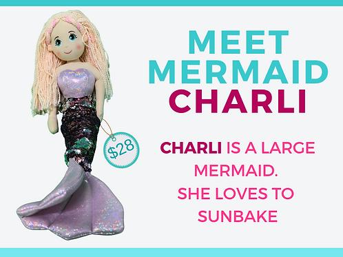 Shimmering Mermaid   CHARLI
