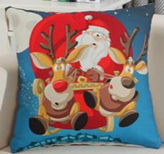 Christmas Cushion 19