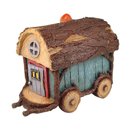 LED Gypsy Caravan with Door