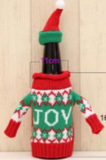 Xmas Wine Bottle Holders