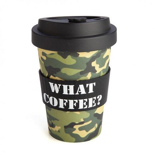 Camo Coffee Cup
