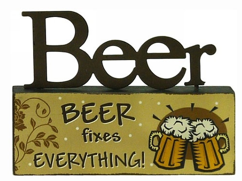 Assorted Table Top Signs