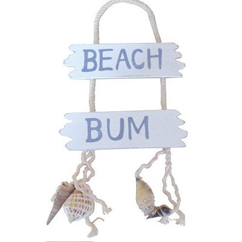 Beach Bum Sign