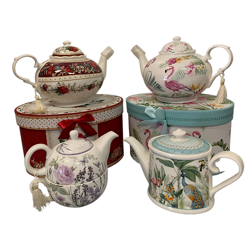 Teapots Galore