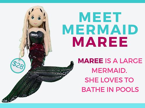 Shimmering Mermaid  MAREE