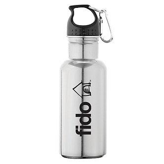 18 oz Stainless Steel Water Bottle