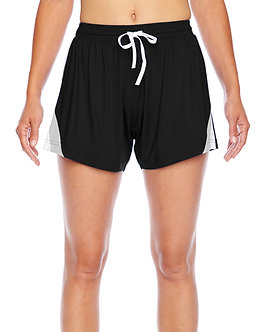 Team 365 Ladies Shorts