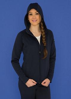 Ladies ATC Ptech Fleece Full Zip Sweater
