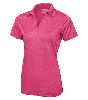 Ladies ATC Pro Team Heather Performance Sport Shirt