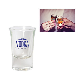Mix Master Shot Glass