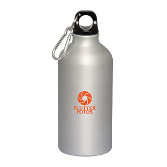 Duhrbray 500ml (17 oz.) Matte Finish Aluminum Bottle