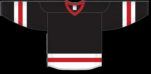 3 Colour Striped League Jersey H6500
