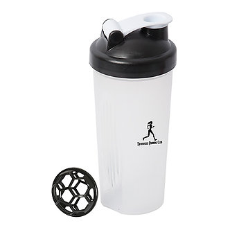 Cross Trainer 600ml (20 oz.) Large Shaker Bottle