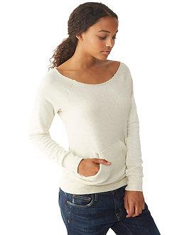 Ladies Eco-Fleece Sweatshirt