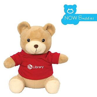 Georgie Bear with T-shirt