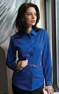 Ladies Coal Harbour Easy Care Long Sleeve Shirt