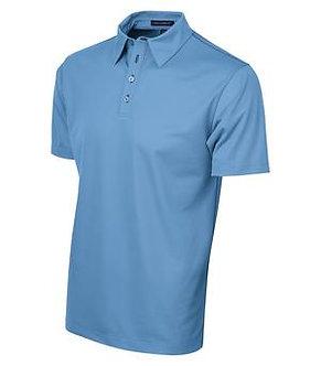 Snag Resistant Contrast Stitch Sport Shirt