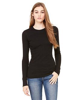 Bella + Canvas Thermal Long-Sleeve T-Shirt