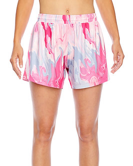 Team 365 ladies Sublimated Shorts