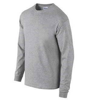 Gildan Cotton Long Sleeve