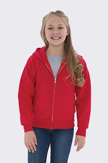 Youth ATC Full Zip Hooded Sweatshirt